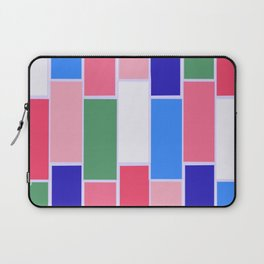 Colored Tiles Version 2 Laptop Sleeve