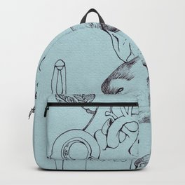 Writer's desk Backpack