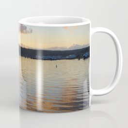 Arriving at Bainbridge Island Coffee Mug