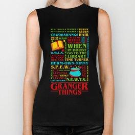 Granger Things Biker Tank