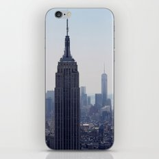 South New York City iPhone & iPod Skin