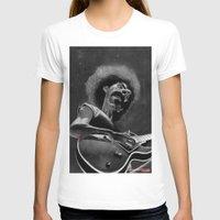 zappa T-shirts featuring Frank Zappa by Katon Aqhari