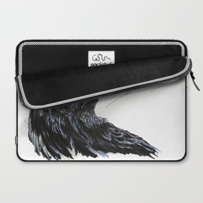 RHX Raven Logo Laptop Sleeve