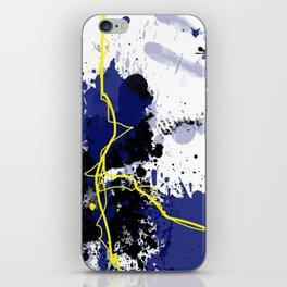 Cobalt iPhone Skin