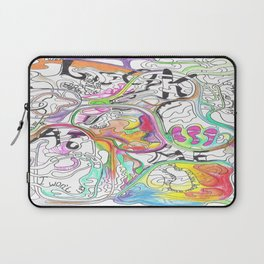 In Two Minds 2  Laptop Sleeve