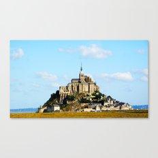 Mont St Michel 2 Canvas Print