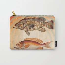 3 Fish Carry-All Pouch