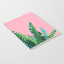 tropical pink Notebook