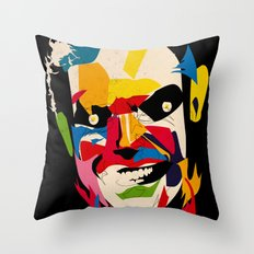 110517 Throw Pillow