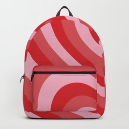 Hypnotic Hearts Backpack