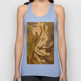 Pattern army style Unisex Tank Top