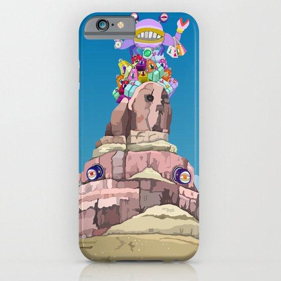 BEN LESSA SATINI iPhone & iPod Case