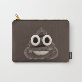 Pile of Poo Emoji Carry-All Pouch
