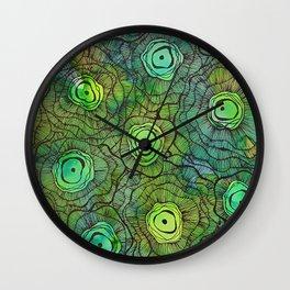 Jellyfish Jive Wall Clock