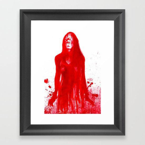 They're All Going To Laugh At You Framed Art Print