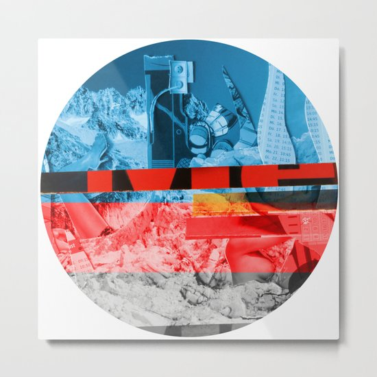 Magic Dream Sequence · Hit and Run Metal Print