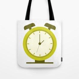 alarm clock Tote Bag