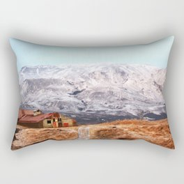 Lost In Iceland Rectangular Pillow