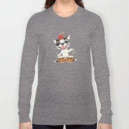 Boogie on Bongos Long Sleeve T-shirt