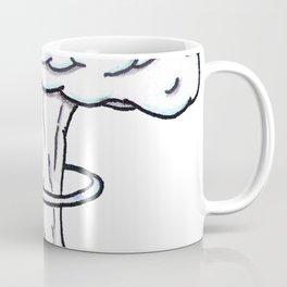 Endgame Mushroom Cloud Coffee Mug