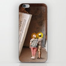 Remember History iPhone Skin
