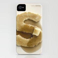 Simply Grotesk iPhone (4, 4s) Slim Case