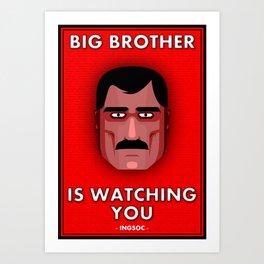 Big Brother #1 Art Print