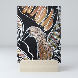wEDGETAILEAGLE Mini Art Print