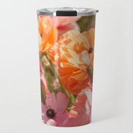 In the Flowers V Travel Mug