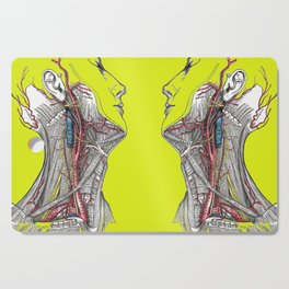 Dual anatomy Cutting Board