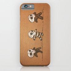 Little Skull Men Slim Case iPhone 6s