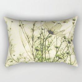 Field of Flowers 12 Rectangular Pillow