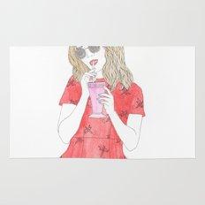 Milk-shake Time Rug