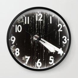 Lincoln Park Clock LongBeach Ca. Wall Clock