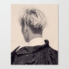 Elf Jackson Canvas Print