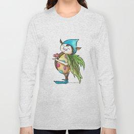 """""""I love my Mushroom!"""" Long Sleeve T-shirt"""