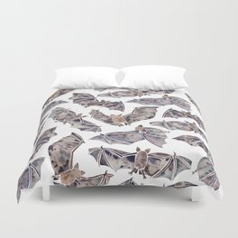 Bat Collection Duvet Cover