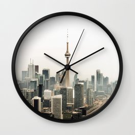 Toronto Wall Clock