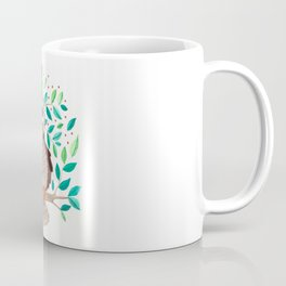Owl Nursery Illustration Coffee Mug