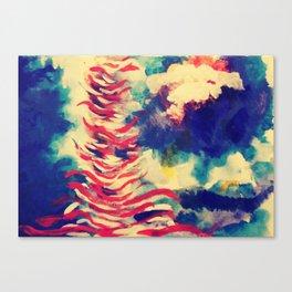 Tyger, Tyger, Burning Bright Canvas Print
