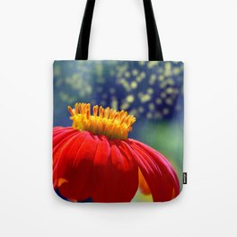 The Dance of the Pollen Tote Bag