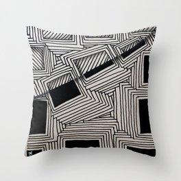 ZTA 7 Throw Pillow