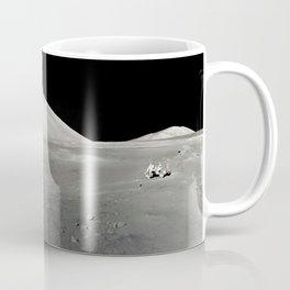 Moon Station 4 Panorama Coffee Mug