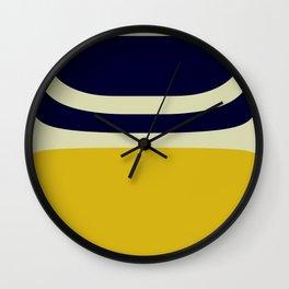 Detached Wall Clock