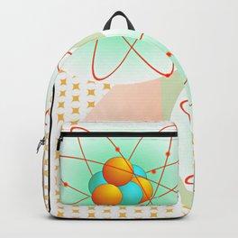 Mid-Century Modern Art Atomic 1.0 Backpack