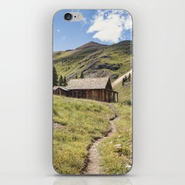 Take me Home iPhone Skin
