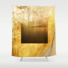 Burning Coals Shower Curtain