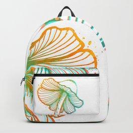 Mushroom Vibrations Backpack