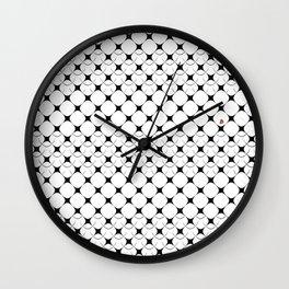 stars 1& a heart Wall Clock