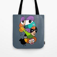 Improvised  Tote Bag